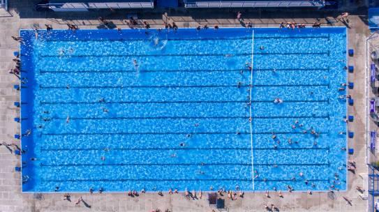 "Škola plivanja 2021. SRC "" Petnica """